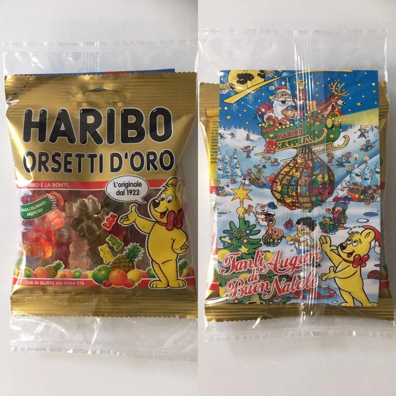 e-tryvertising SimpleSample Haribo